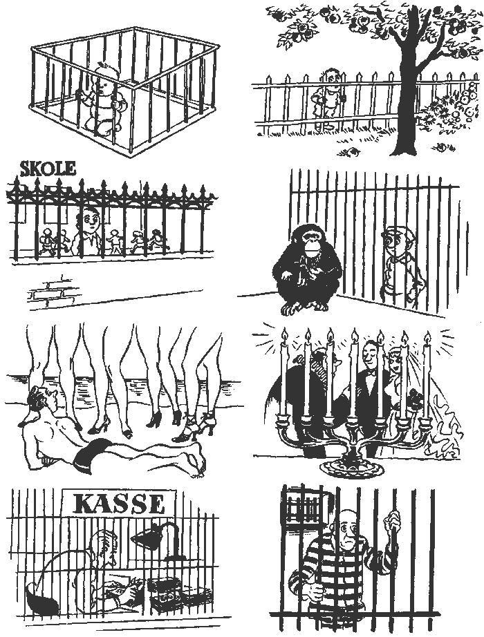 Херлуф Бидструп – гениальный мастер рисованной истории и один из самых блестящих карикатуристов 20-го века 10