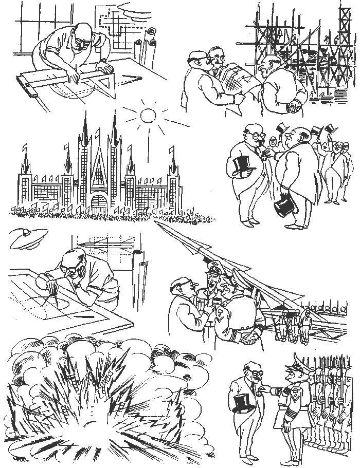 Херлуф Бидструп – гениальный мастер рисованной истории и один из самых блестящих карикатуристов 20-го века 13