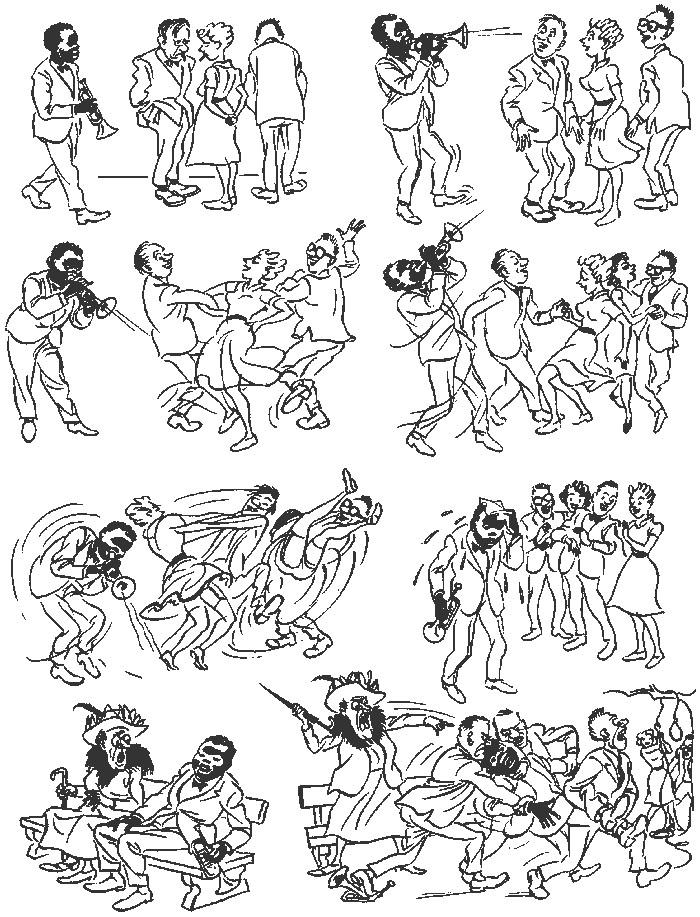 Херлуф Бидструп – гениальный мастер рисованной истории и один из самых блестящих карикатуристов 20-го века 14