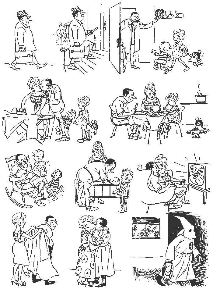 Херлуф Бидструп – гениальный мастер рисованной истории и один из самых блестящих карикатуристов 20-го века 15