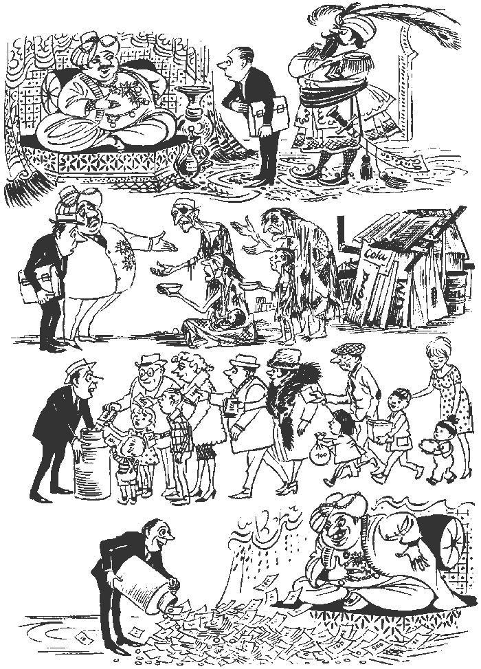 Херлуф Бидструп – гениальный мастер рисованной истории и один из самых блестящих карикатуристов 20-го века 16