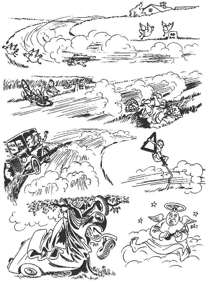 Херлуф Бидструп – гениальный мастер рисованной истории и один из самых блестящих карикатуристов 20-го века 23