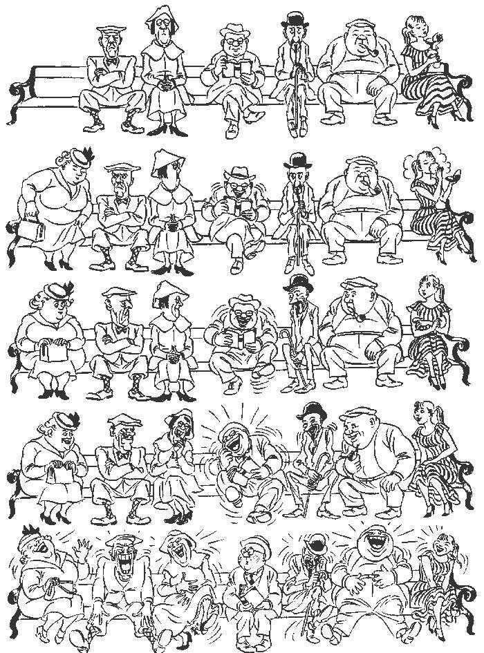 Херлуф Бидструп – гениальный мастер рисованной истории и один из самых блестящих карикатуристов 20-го века 24