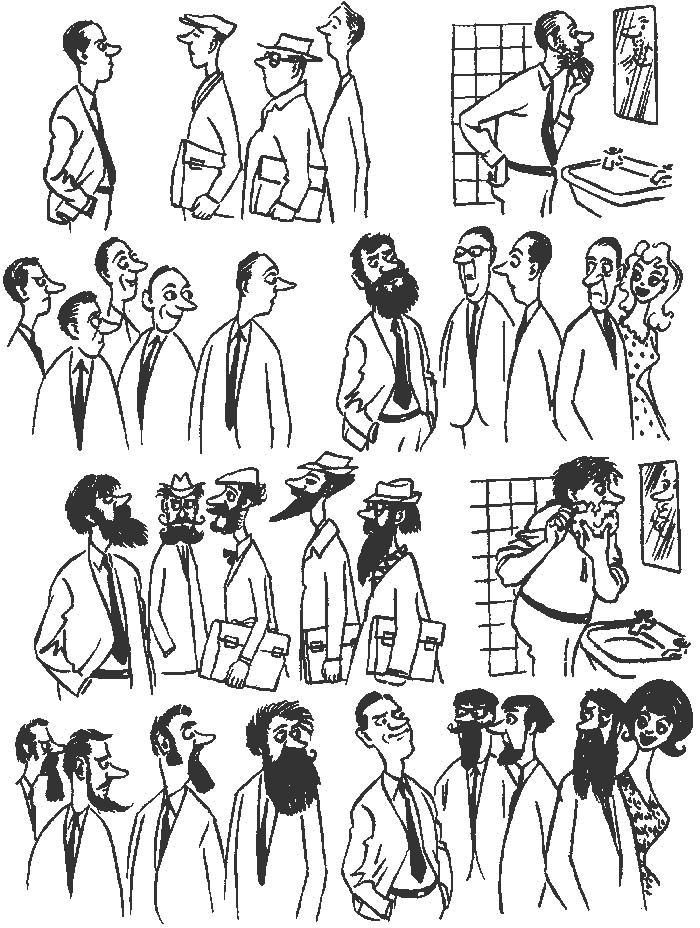 Херлуф Бидструп – гениальный мастер рисованной истории и один из самых блестящих карикатуристов 20-го века 25