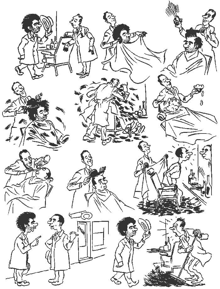 Херлуф Бидструп – гениальный мастер рисованной истории и один из самых блестящих карикатуристов 20-го века 26