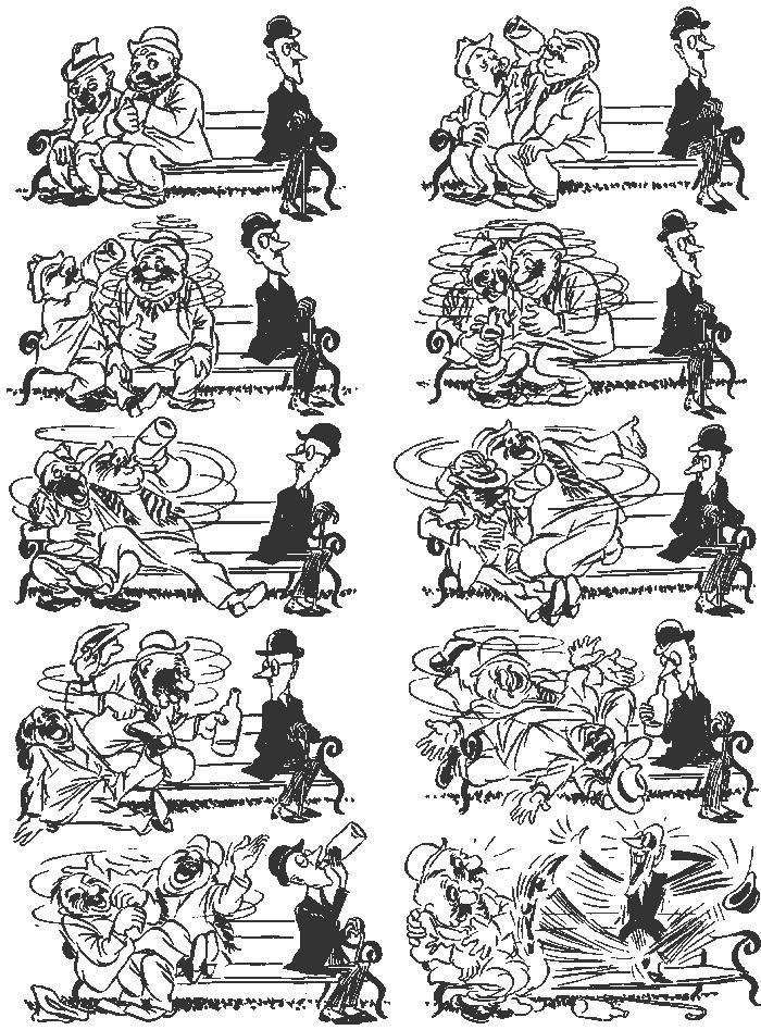 Херлуф Бидструп – гениальный мастер рисованной истории и один из самых блестящих карикатуристов 20-го века 27
