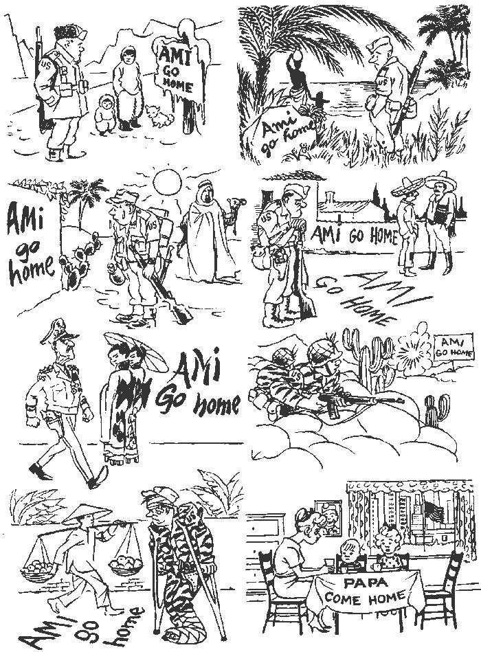 Херлуф Бидструп – гениальный мастер рисованной истории и один из самых блестящих карикатуристов 20-го века 28