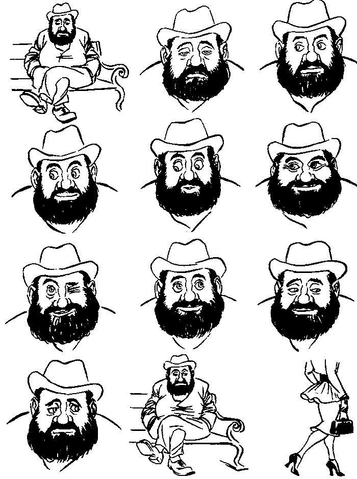 Херлуф Бидструп – гениальный мастер рисованной истории и один из самых блестящих карикатуристов 20-го века 3