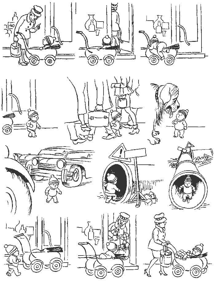 Херлуф Бидструп – гениальный мастер рисованной истории и один из самых блестящих карикатуристов 20-го века 32