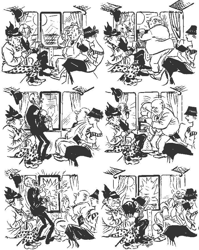 Херлуф Бидструп – гениальный мастер рисованной истории и один из самых блестящих карикатуристов 20-го века 39