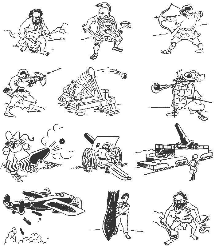 Херлуф Бидструп – гениальный мастер рисованной истории и один из самых блестящих карикатуристов 20-го века 41