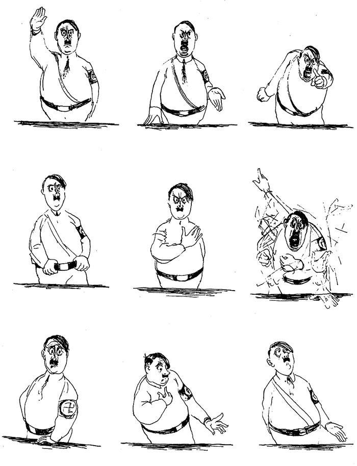 Херлуф Бидструп – гениальный мастер рисованной истории и один из самых блестящих карикатуристов 20-го века 42
