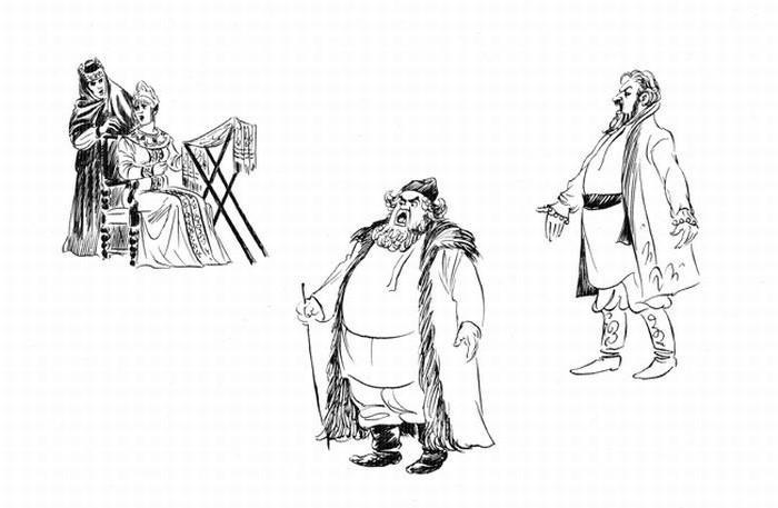Херлуф Бидструп – гениальный мастер рисованной истории и один из самых блестящих карикатуристов 20-го века 46
