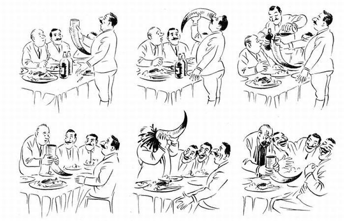 Херлуф Бидструп – гениальный мастер рисованной истории и один из самых блестящих карикатуристов 20-го века 47