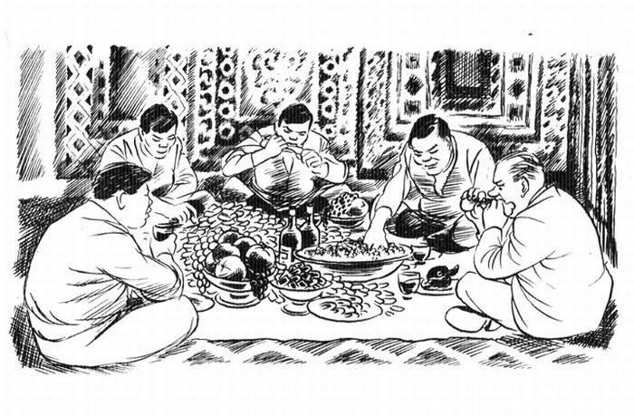Херлуф Бидструп – гениальный мастер рисованной истории и один из самых блестящих карикатуристов 20-го века 48