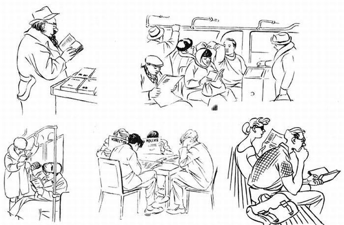 Херлуф Бидструп – гениальный мастер рисованной истории и один из самых блестящих карикатуристов 20-го века 49