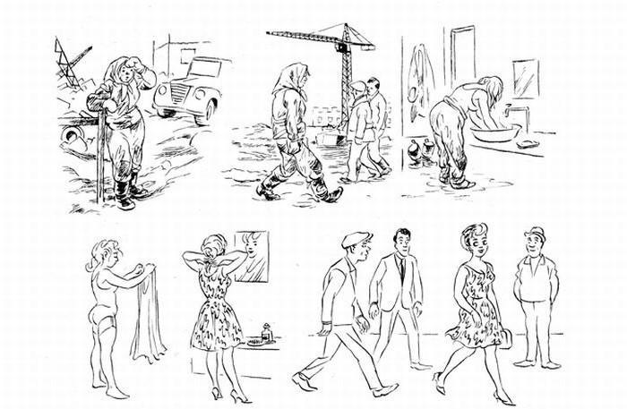 Херлуф Бидструп – гениальный мастер рисованной истории и один из самых блестящих карикатуристов 20-го века 50