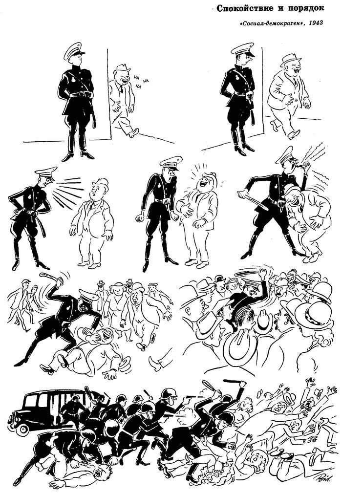 Херлуф Бидструп – гениальный мастер рисованной истории и один из самых блестящих карикатуристов 20-го века 51