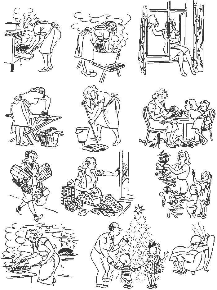 Херлуф Бидструп – гениальный мастер рисованной истории и один из самых блестящих карикатуристов 20-го века 7