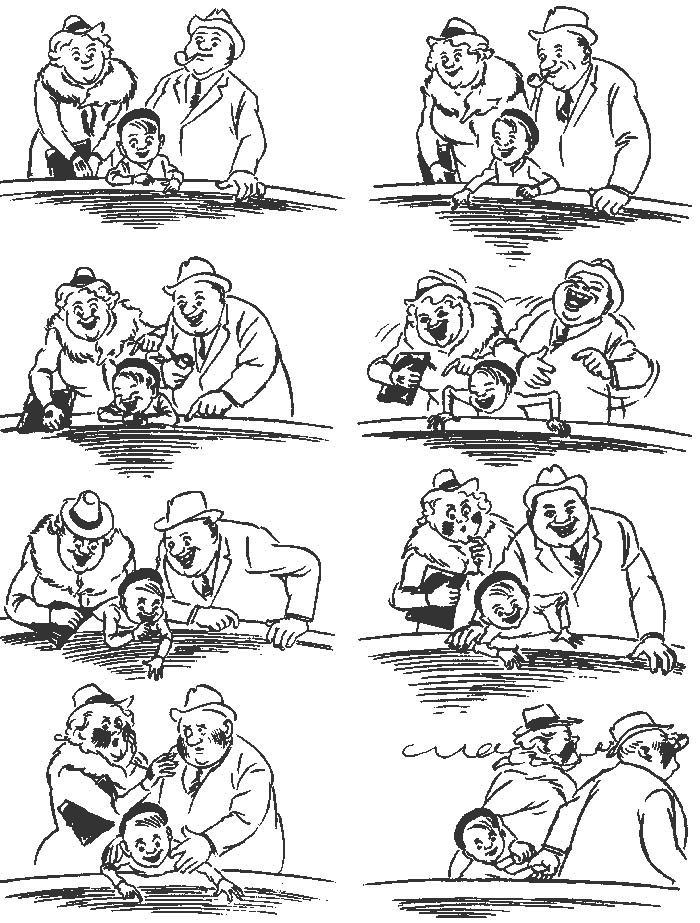 Херлуф Бидструп – гениальный мастер рисованной истории и один из самых блестящих карикатуристов 20-го века 8