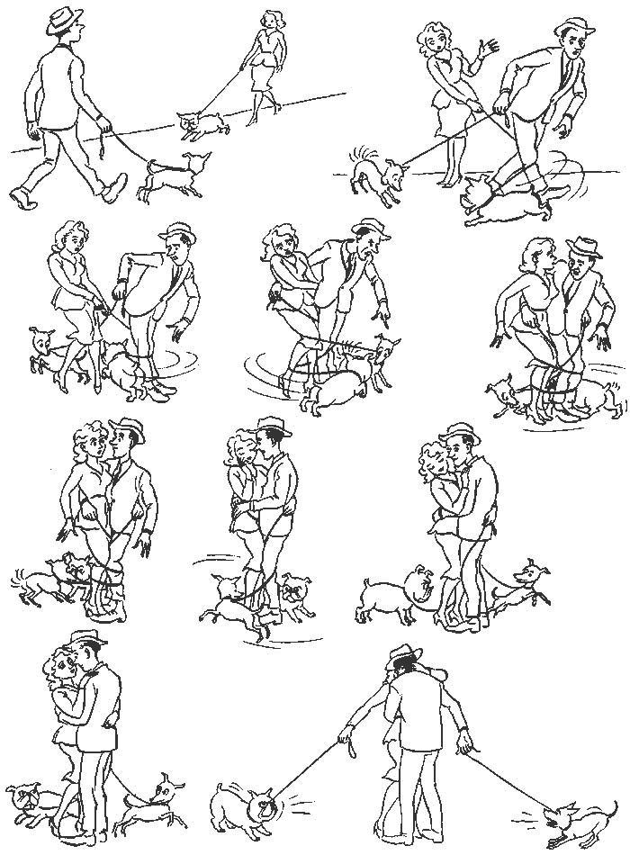 Херлуф Бидструп – гениальный мастер рисованной истории и один из самых блестящих карикатуристов 20-го века 9