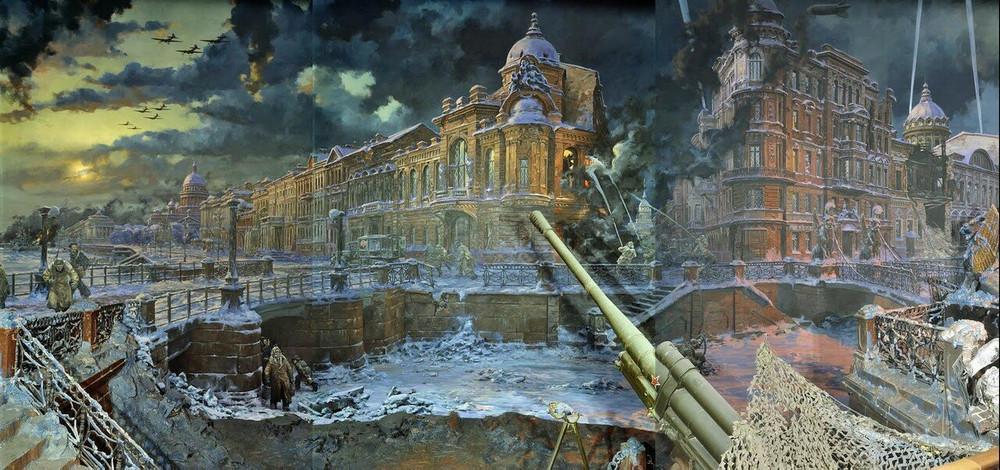 Великая Отечественная в живописи прошлого и настоящего: каноны, «табу», скрытые смыслы 1 3