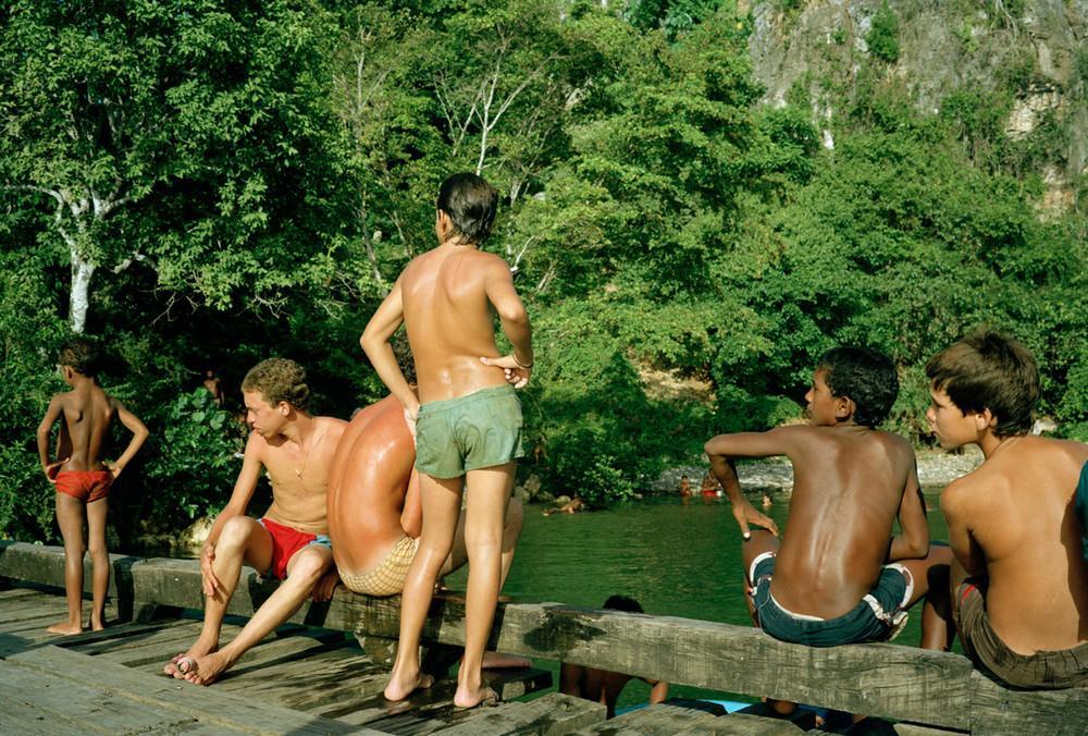 Кубинский архив 1990-х от Триа Джован 30
