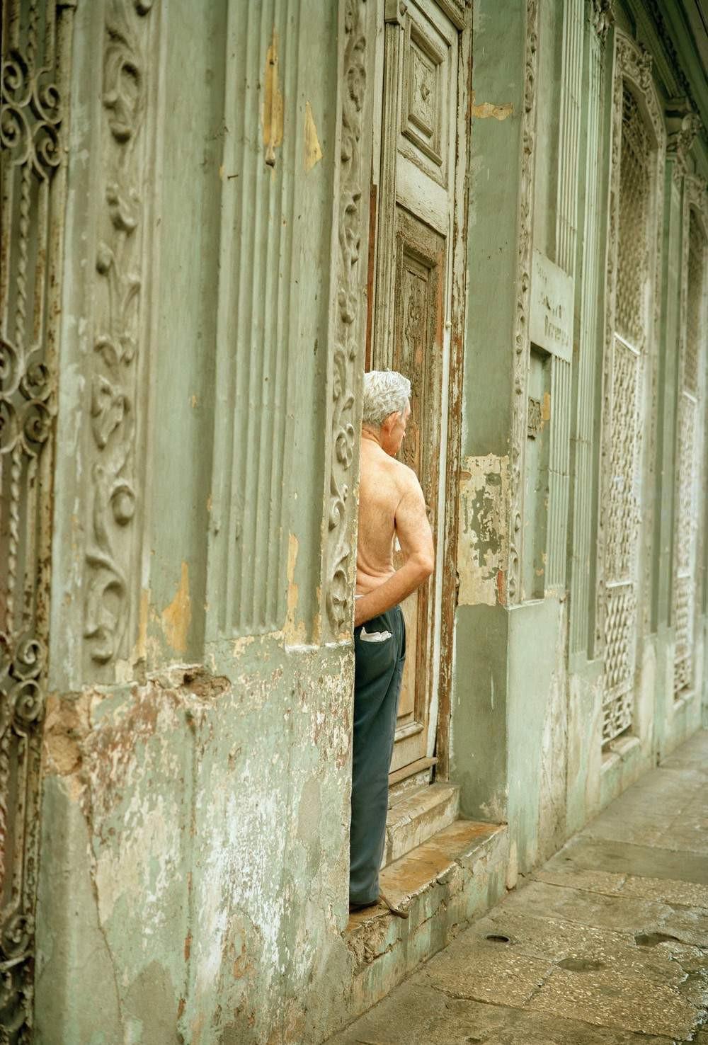Кубинский архив 1990-х от Триа Джован 35