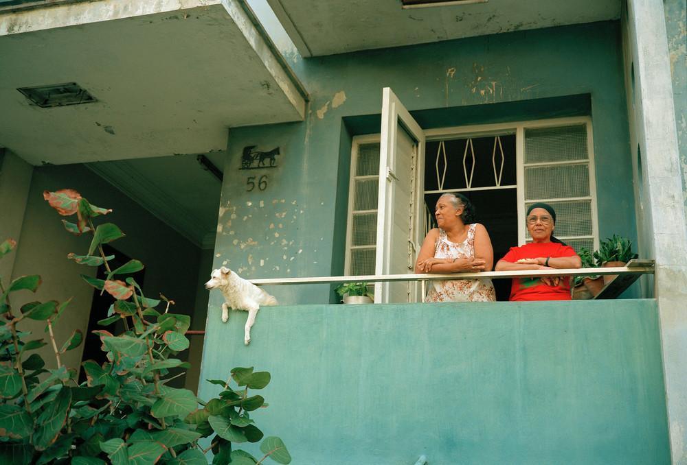 Кубинский архив 1990-х от Триа Джован 5