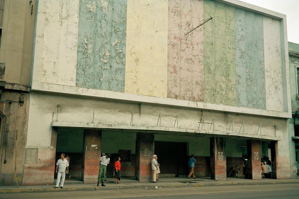 Кубинский архив 1990-х от Триа Джован 50