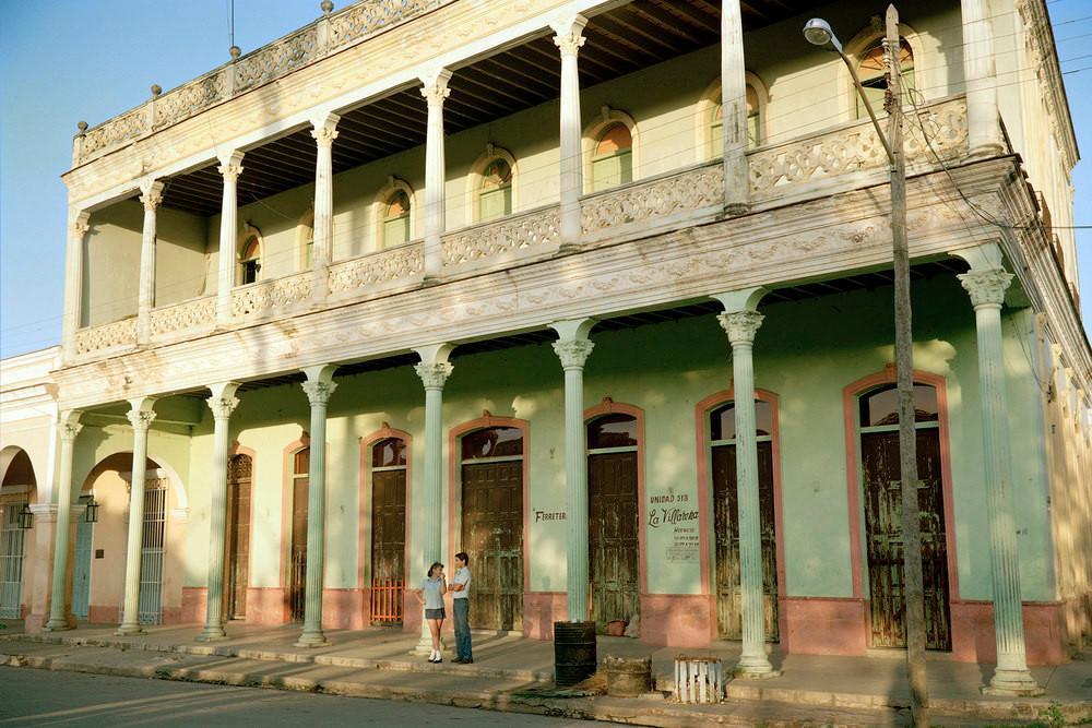 Кубинский архив 1990-х от Триа Джован 55