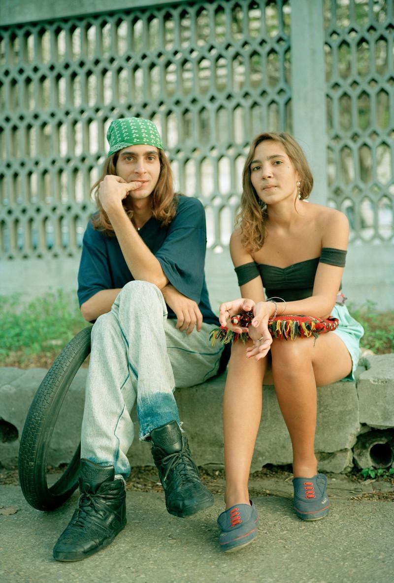 Кубинский архив 1990-х от Триа Джован 70
