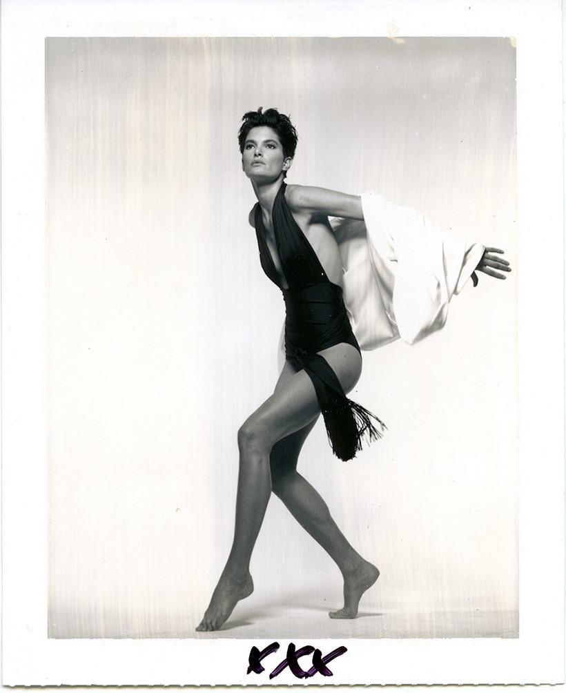 Женская тайна и утончённая красота на полароидных снимках Джан Паоло Барбьери 1