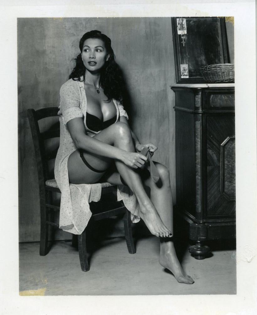 Женская тайна и утончённая красота на полароидных снимках Джан Паоло Барбьери 12