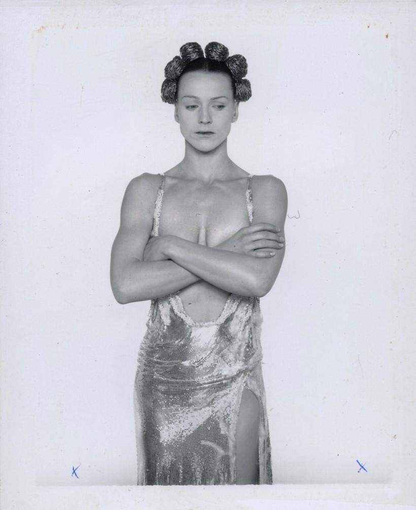 Женская тайна и утончённая красота на полароидных снимках Джан Паоло Барбьери 13
