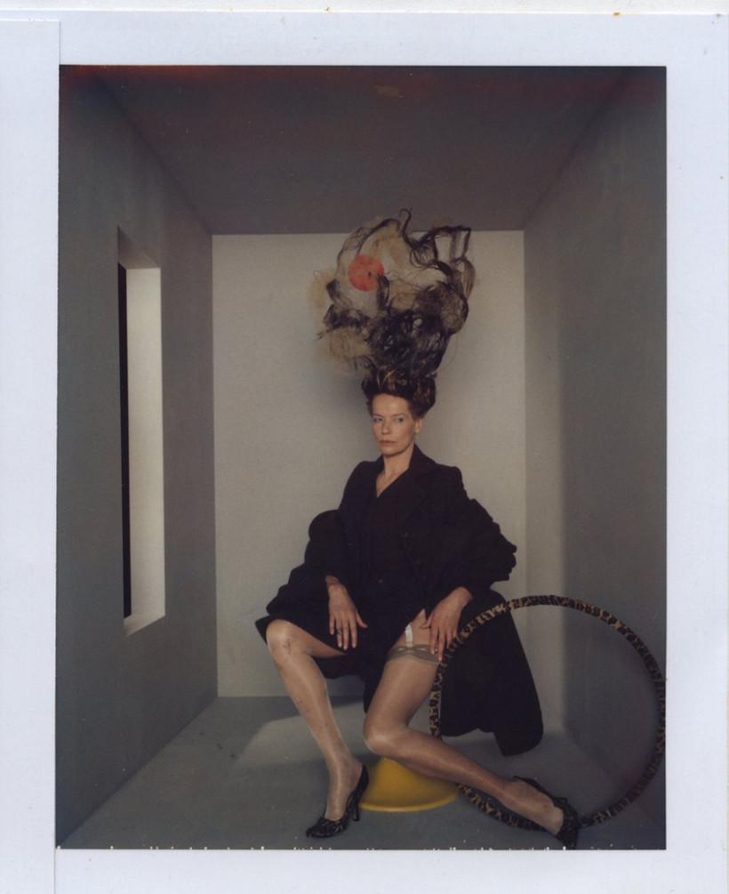 Женская тайна и утончённая красота на полароидных снимках Джан Паоло Барбьери 14