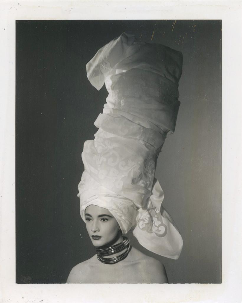 Женская тайна и утончённая красота на полароидных снимках Джан Паоло Барбьери 2