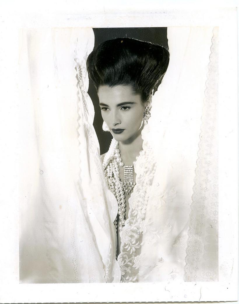 Женская тайна и утончённая красота на полароидных снимках Джан Паоло Барбьери 3