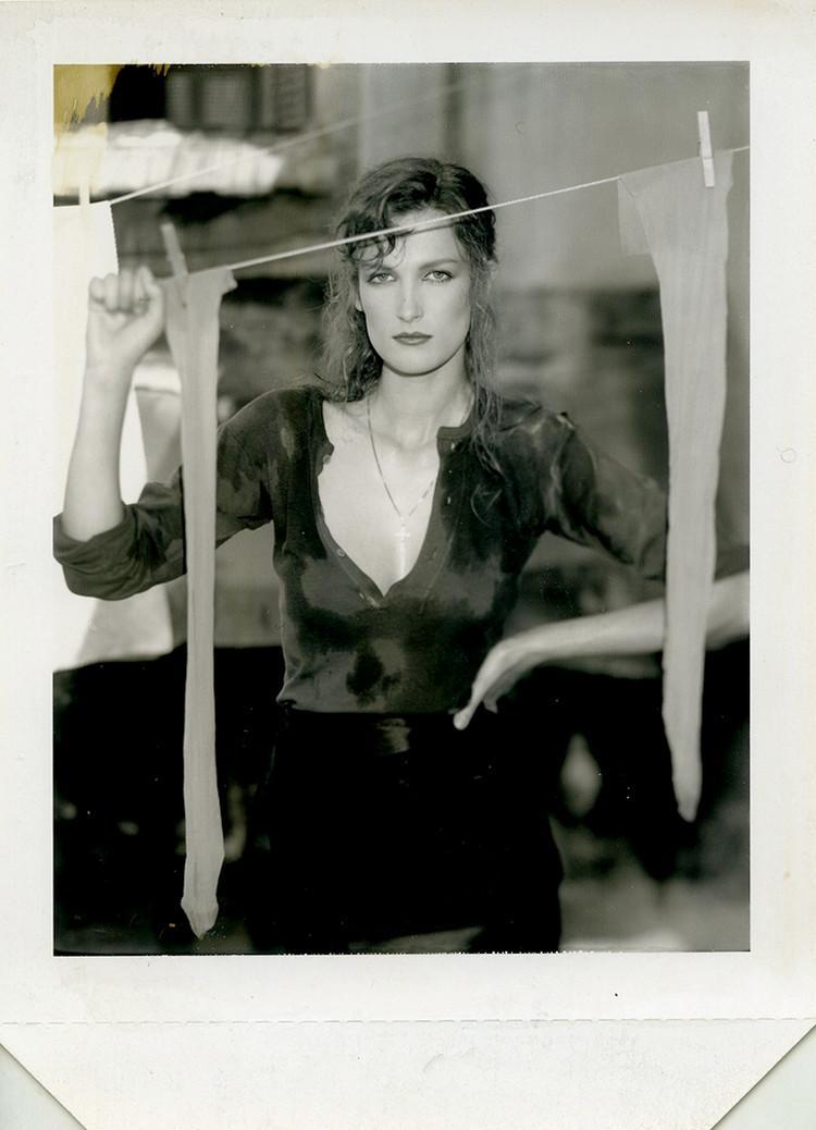Женская тайна и утончённая красота на полароидных снимках Джан Паоло Барбьери 4