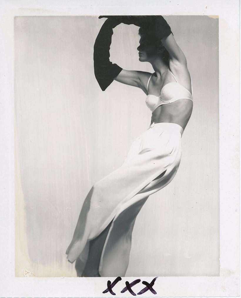 Женская тайна и утончённая красота на полароидных снимках Джан Паоло Барбьери 5