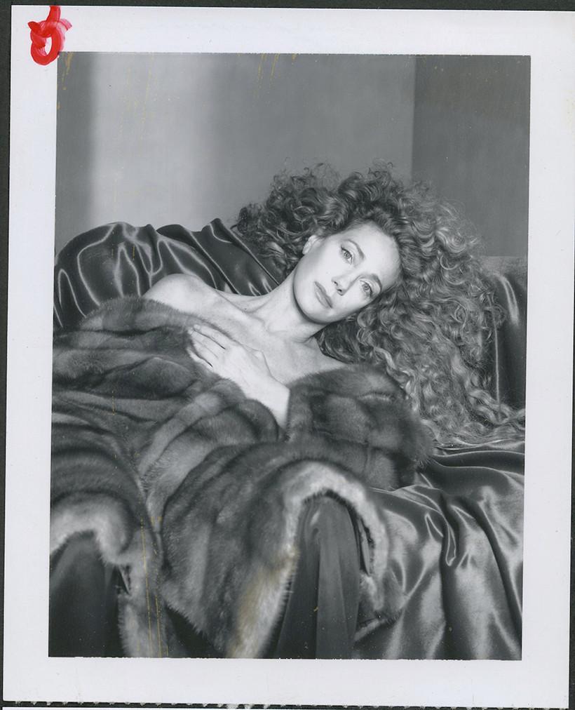 Женская тайна и утончённая красота на полароидных снимках Джан Паоло Барбьери 6
