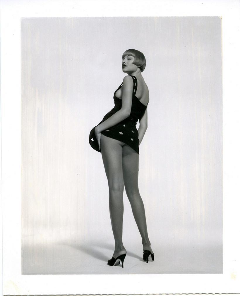Женская тайна и утончённая красота на полароидных снимках Джан Паоло Барбьери 9