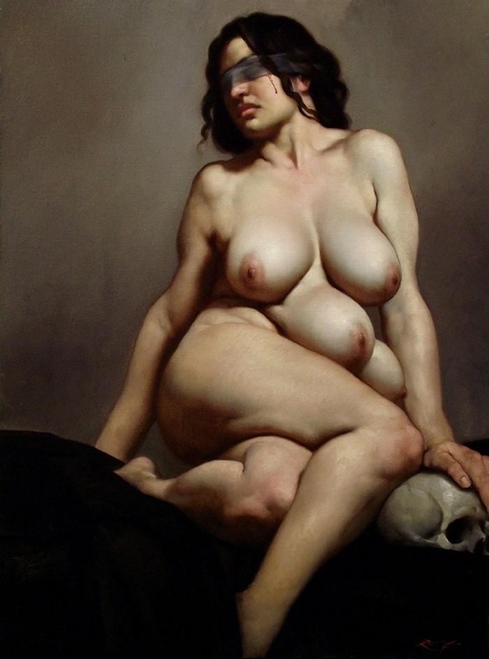 Роберто Ферри – Микеланджело, укушенный Дали 1 8