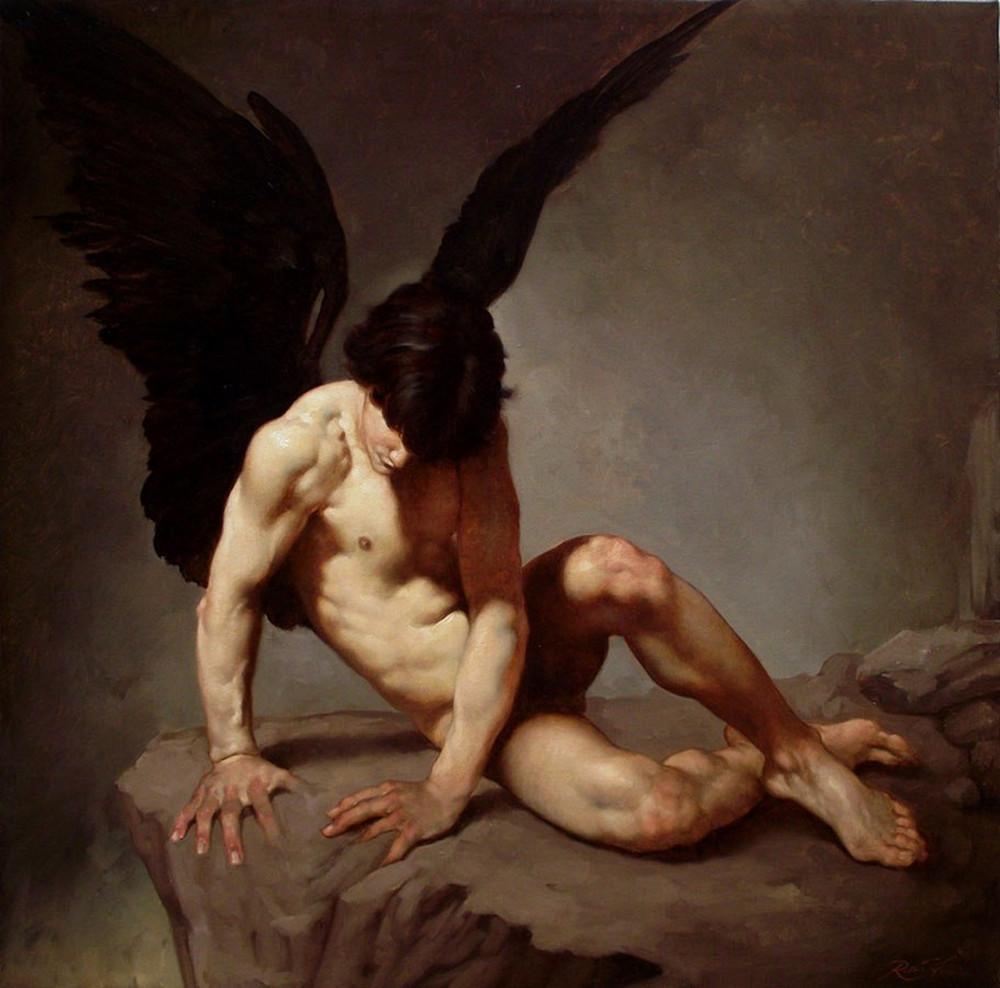 Роберто Ферри – Микеланджело, укушенный Дали 11