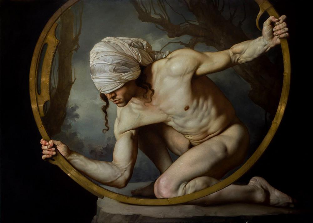 Роберто Ферри – Микеланджело, укушенный Дали 13