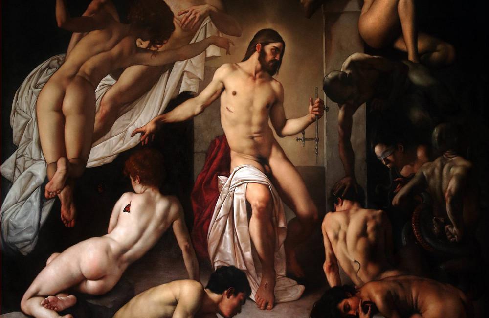 Роберто Ферри – Микеланджело, укушенный Дали 16