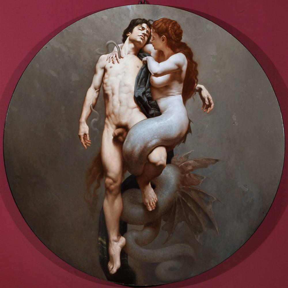 Роберто Ферри – Микеланджело, укушенный Дали 17