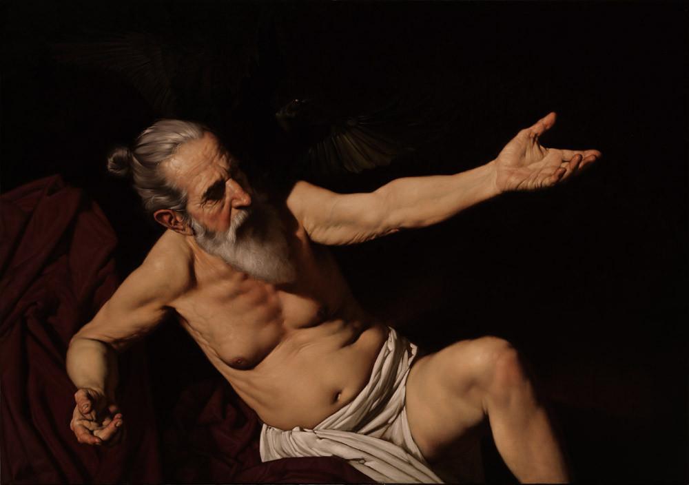 Роберто Ферри – Микеланджело, укушенный Дали 2