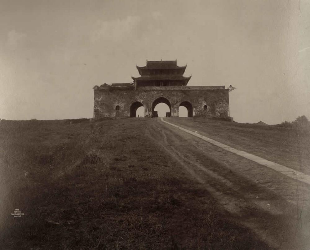 Редчайшие кадры Китая времён династии Цин: природа, люди, города безвозвратно ушедшей эпохи 16