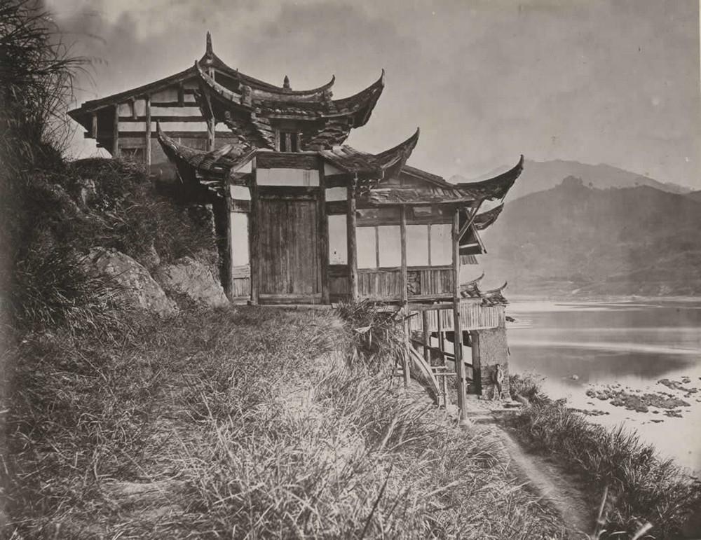 Редчайшие кадры Китая времён династии Цин: природа, люди, города безвозвратно ушедшей эпохи 4
